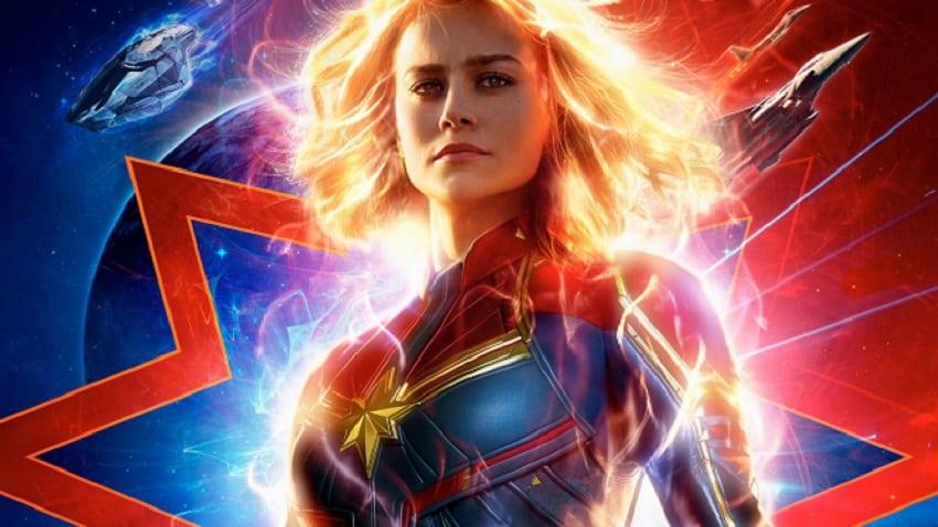 New Captain Marvel Trailer