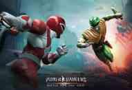 Power Rangers Game