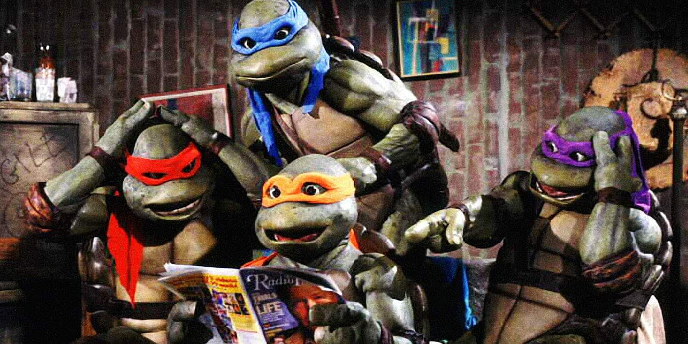 Third Ninja Turtles Movie