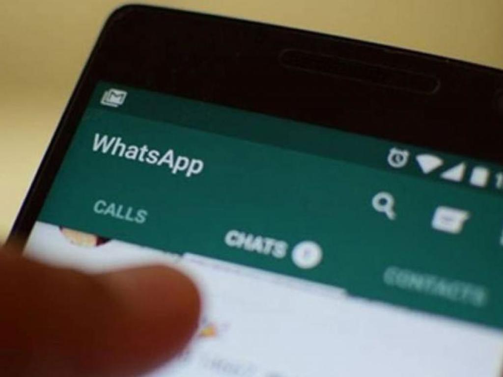 WhatsApp Bug