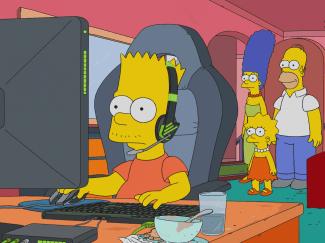 The Simpsons eSports