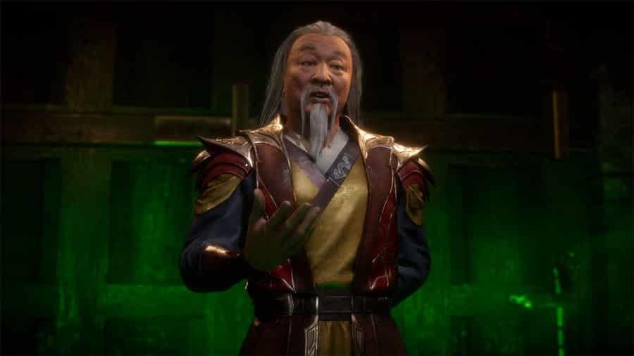Mortal Kombat 11 players