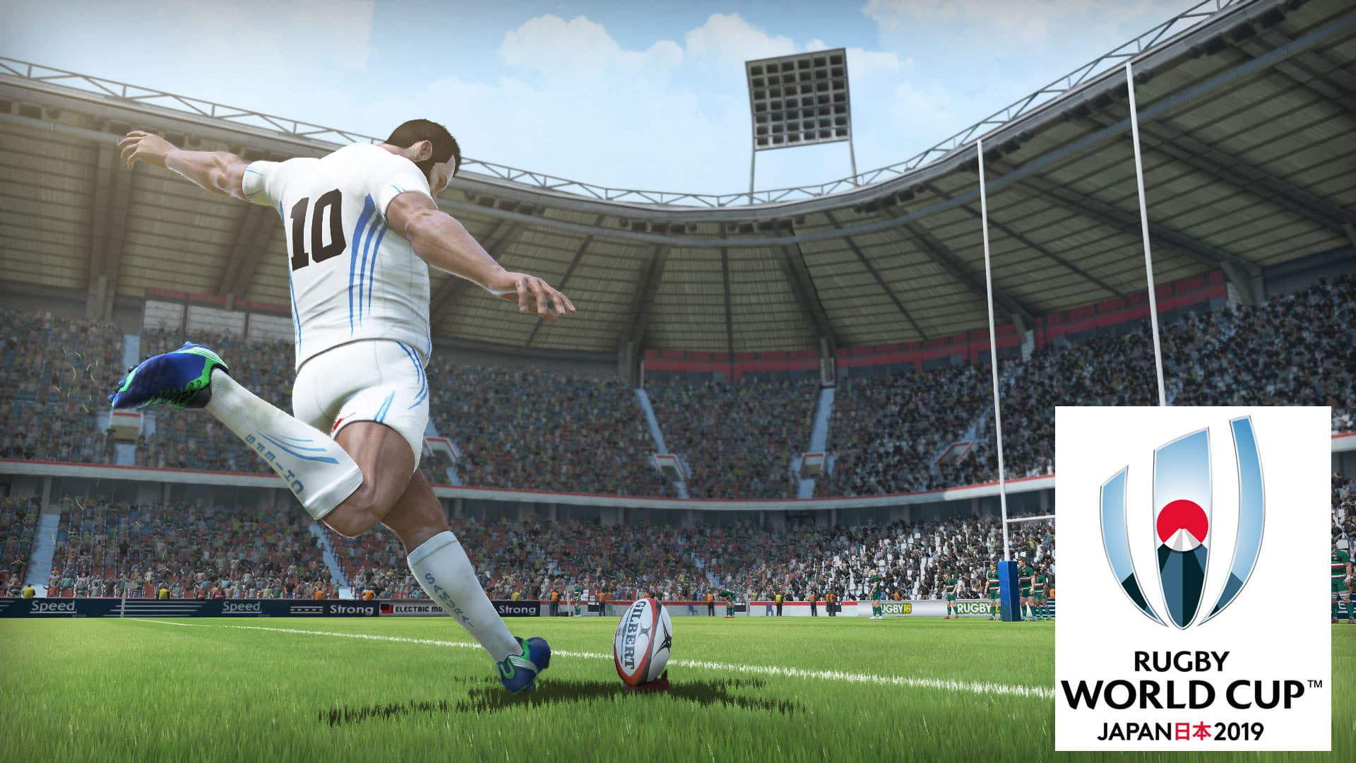 2019 Rugby World Cup Video Game