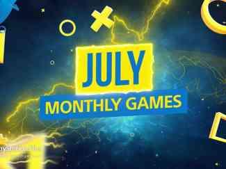 PlayStation Plus July 2019