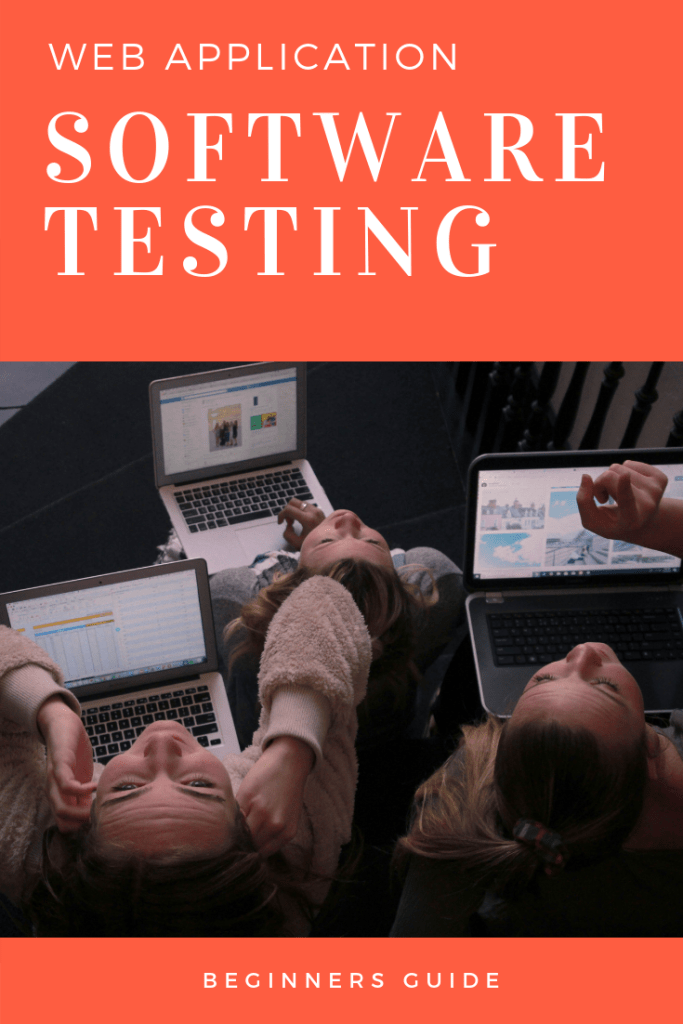 Web App Software Testing