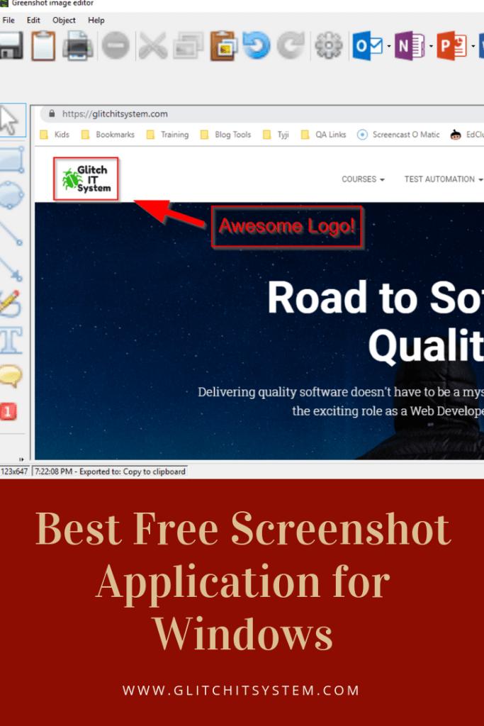 Best Free Screenshot Application for Windows