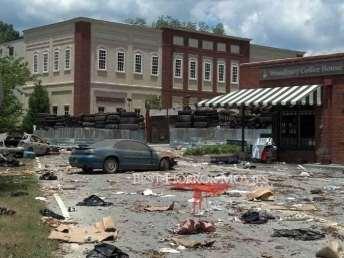 Walking Dead - Woodbury Set