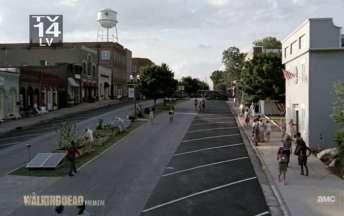 Woodbury - AMC