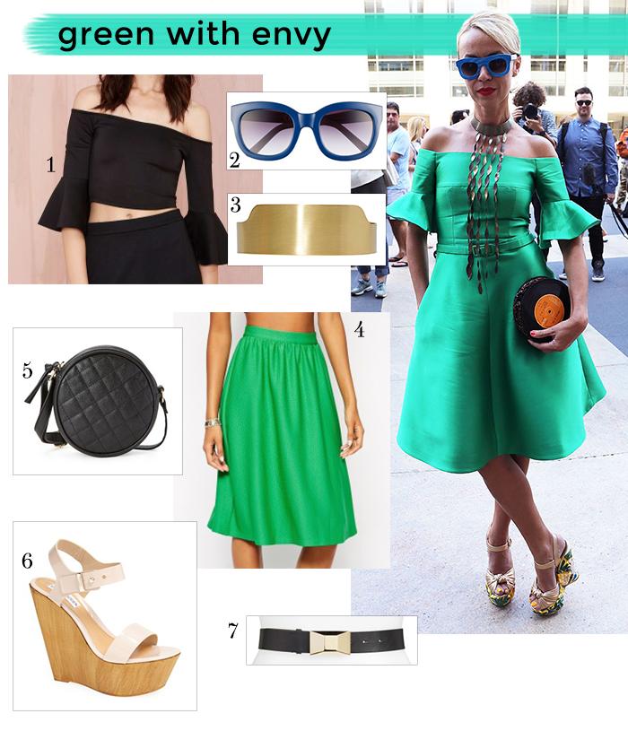 NYFW-Street-Style-Green