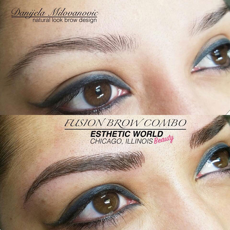 Eyebrows by DM Microblading Chicago