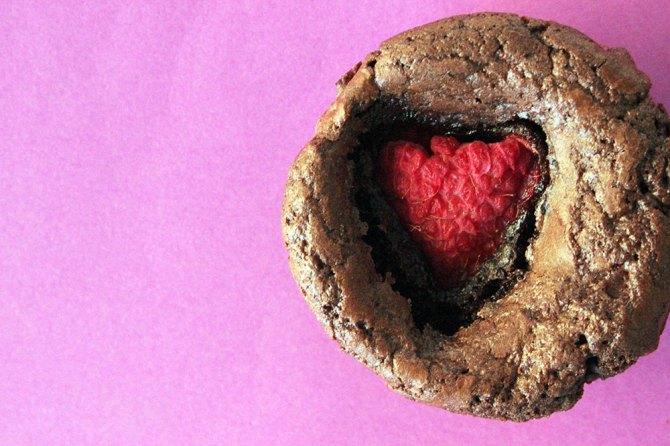 raspberry-brownie