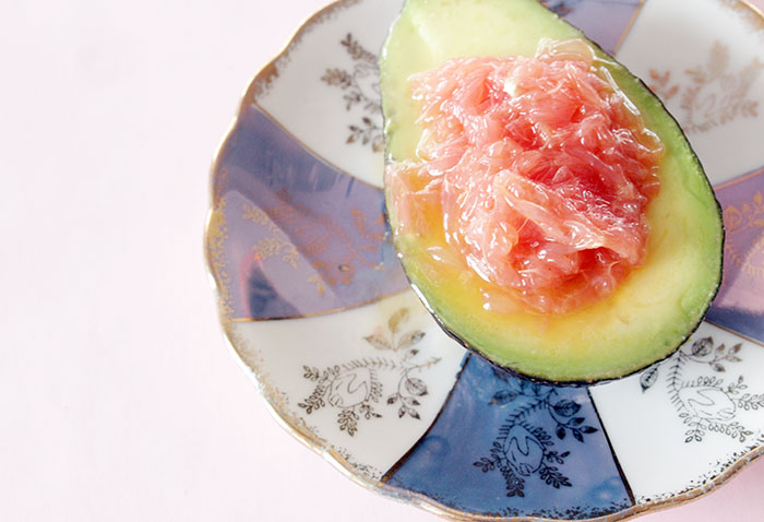 Avocado-Grapefruit