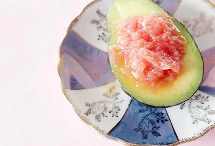 Avocado-Grapefruit