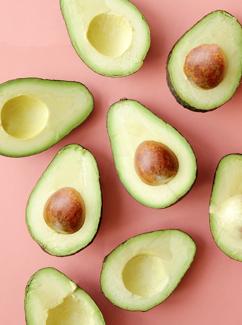 A recipe for avocado boats by Glitter and Bubbles.