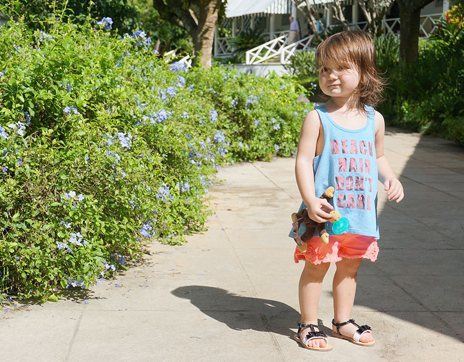 Toddler Vacation Fashion by Glitter and Bubbles