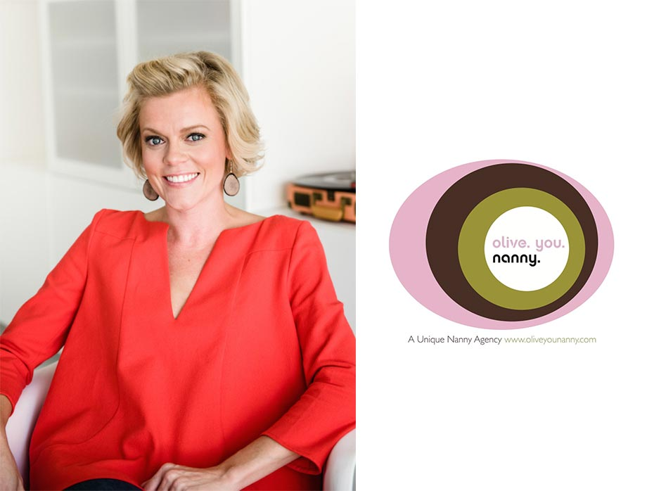 Sarah Davis of Olive You Nanny is featured on Glitter and Bubbles as a RAD Mom.