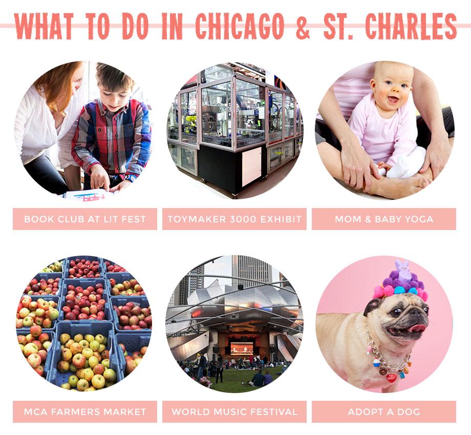 This post features children's activities in September.