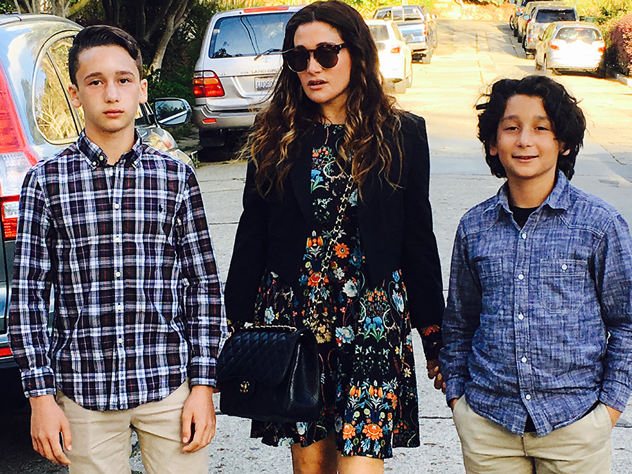 This is a Rad Mom post by Glitter and Bubbles featuring Mara Menachem.