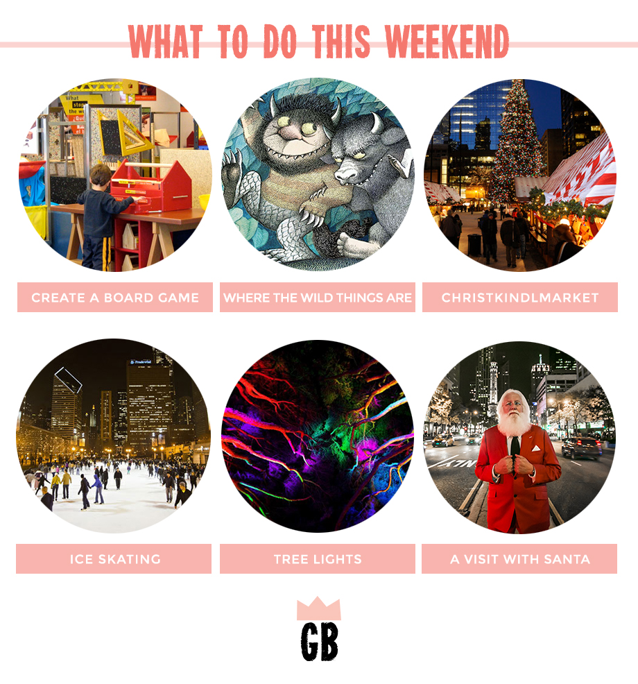 What to do in Chicago Thanksgiving weekend.