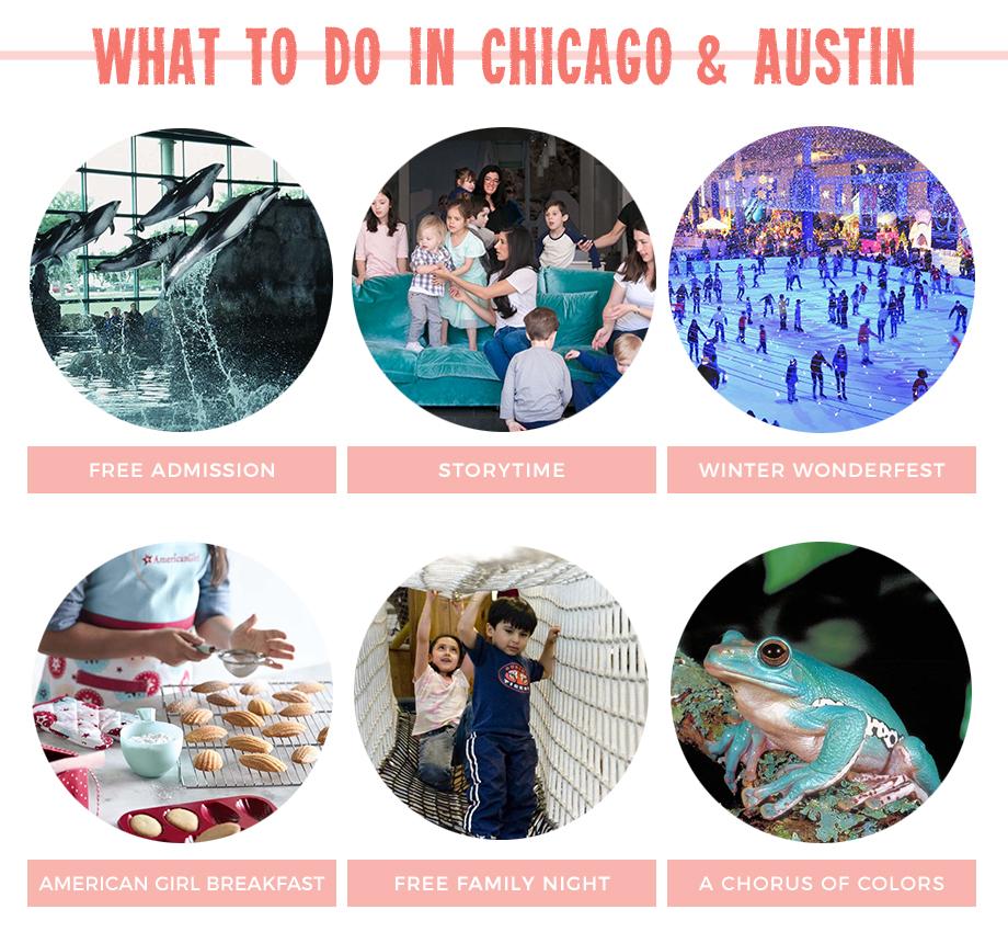 Indoor activities to do in Chicago.