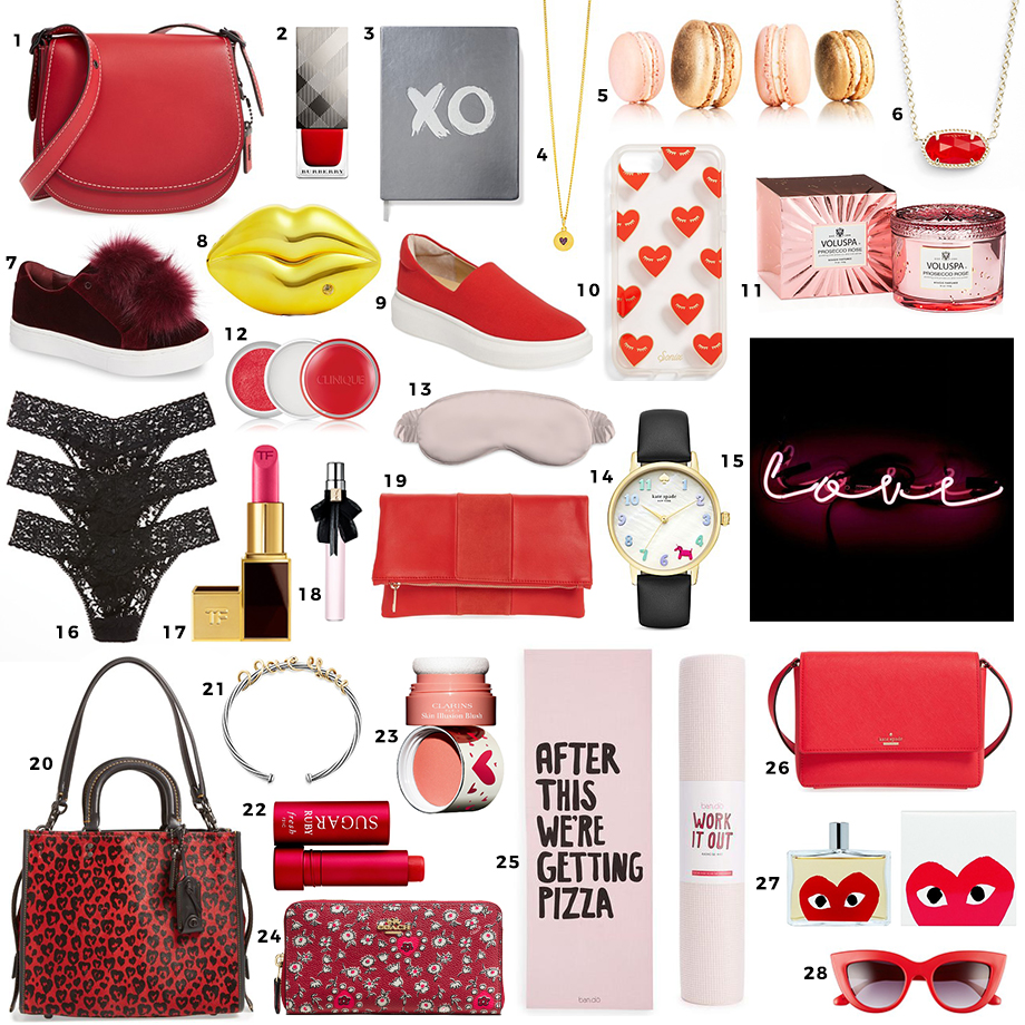 A Valentine's Day Gift Guide for Her.