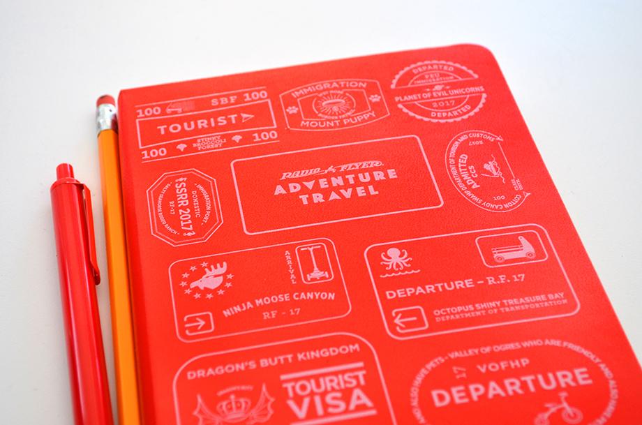 Adventure Travel with Radio Flyer.