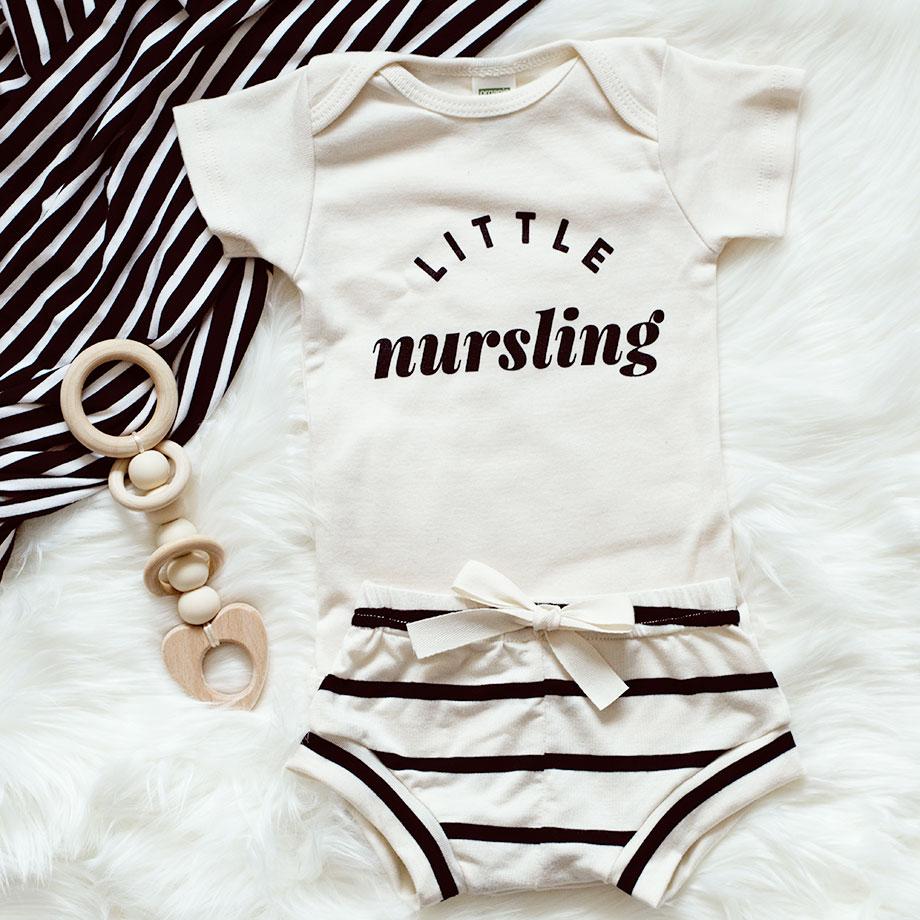 Little Miss Dessa Nursling Infant Clothing.