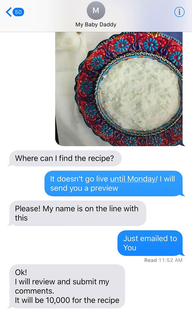 Spiro-Recipe