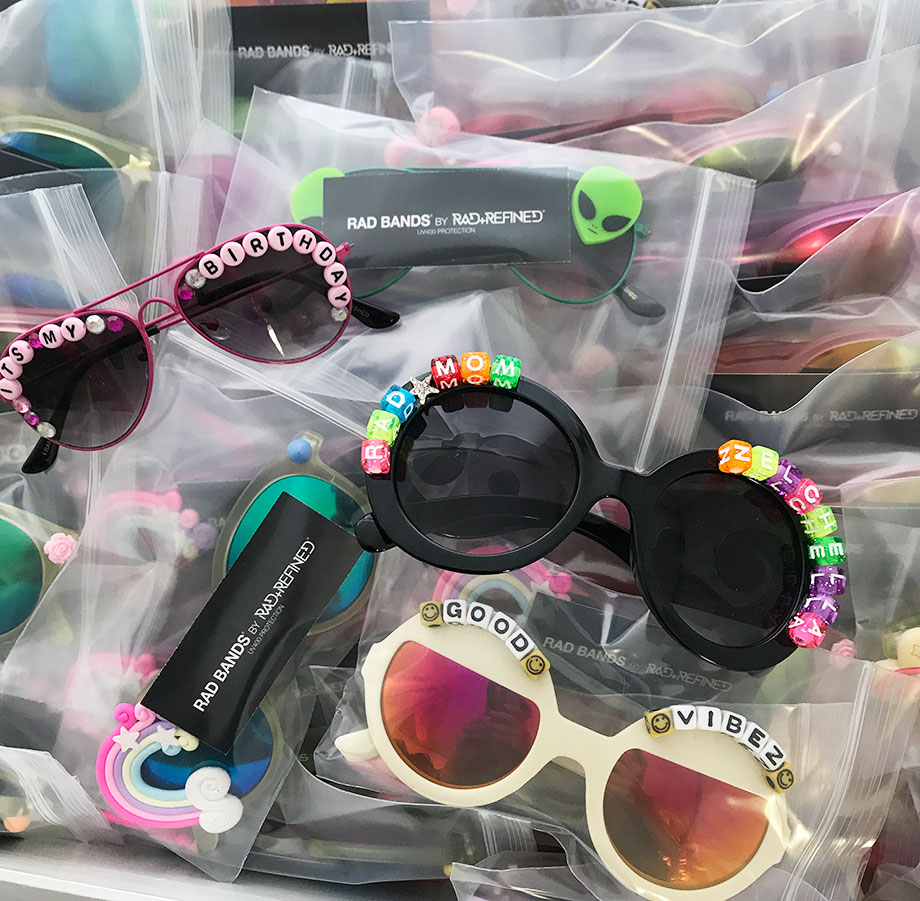 Rad + Refined Festival Sunglasses