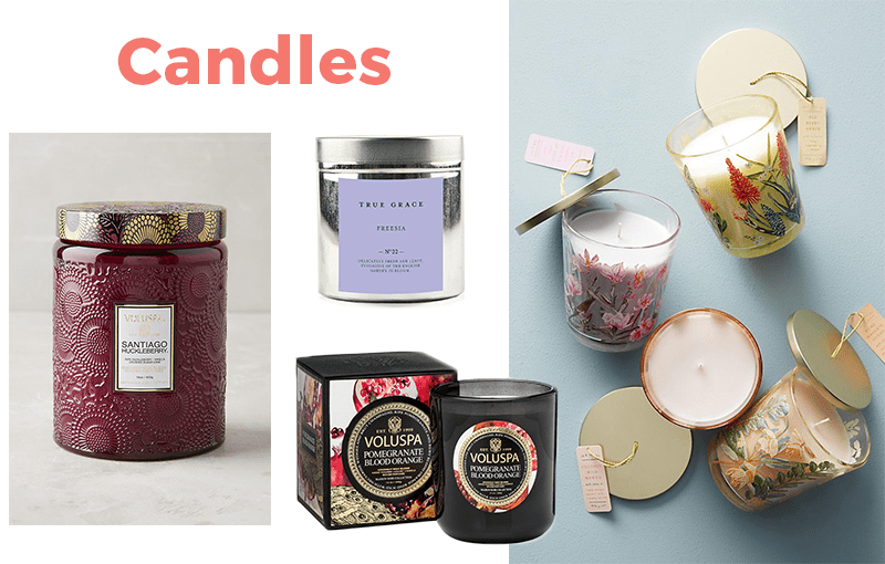 13 Items Under $100 You Need in Your Home: Candles