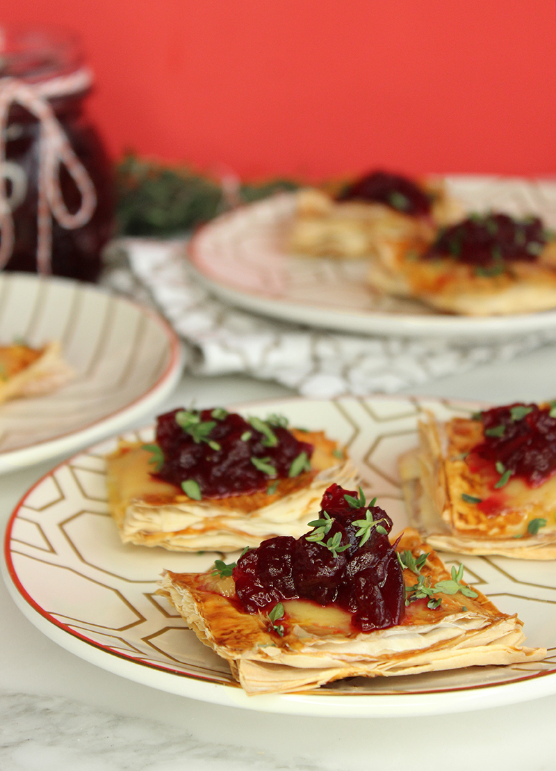 Cranberry Gouda Bites: The Perfect Thanksgiving Appetizer.