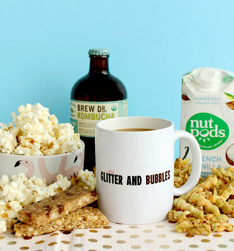 A collection of Corri McFadden's favorite new snacks from BabbleBoxx.