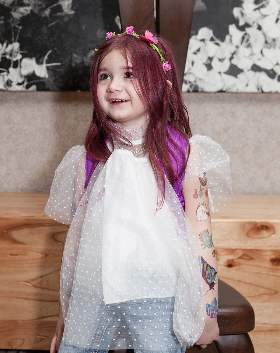 The Coolest Kids Summer Hair Products | Glitter and Bubbles