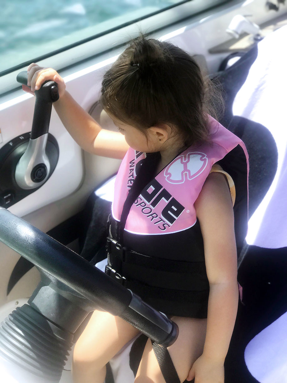 How to establish rules for lake safety this summer with Country Financial and Glitter and Bubbles.