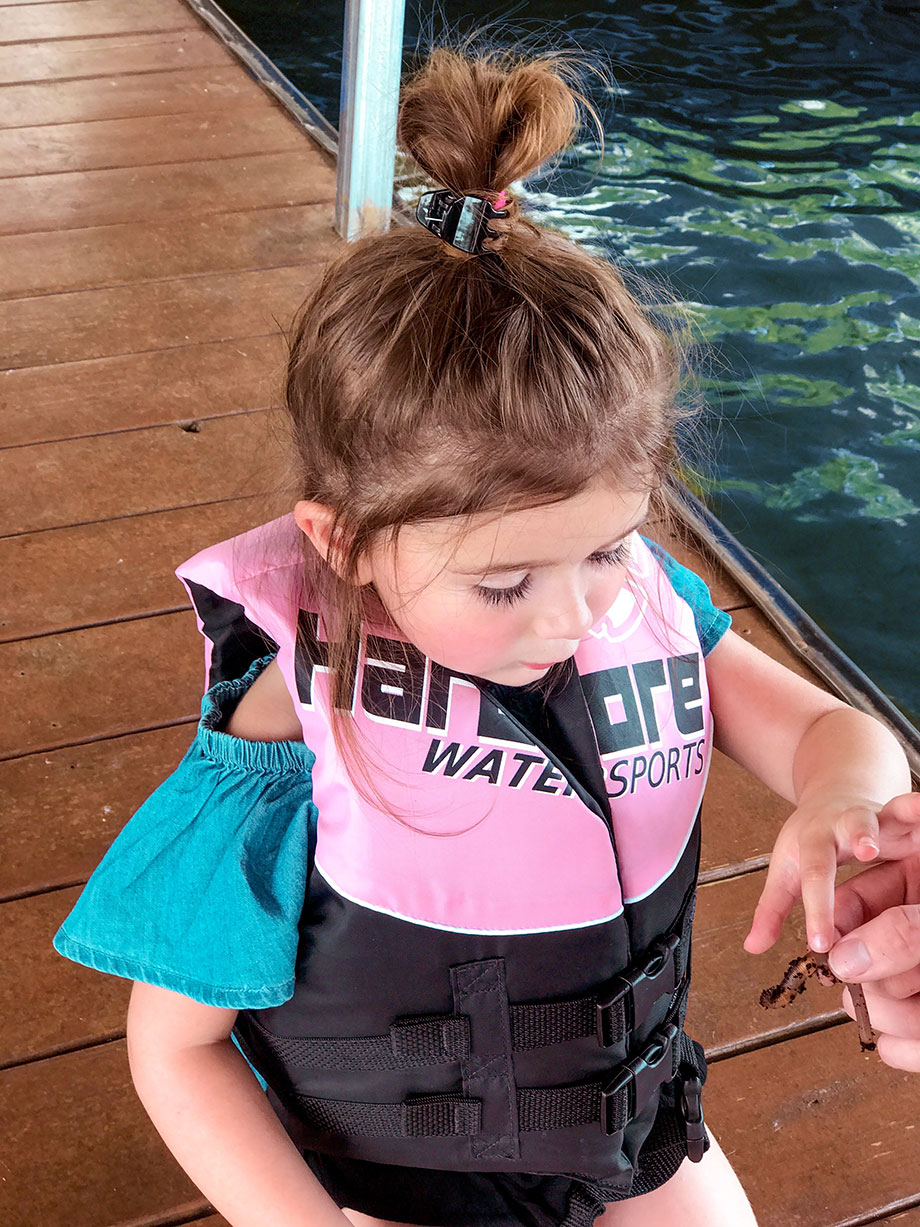 How to keep your child safe on the lake this summer.