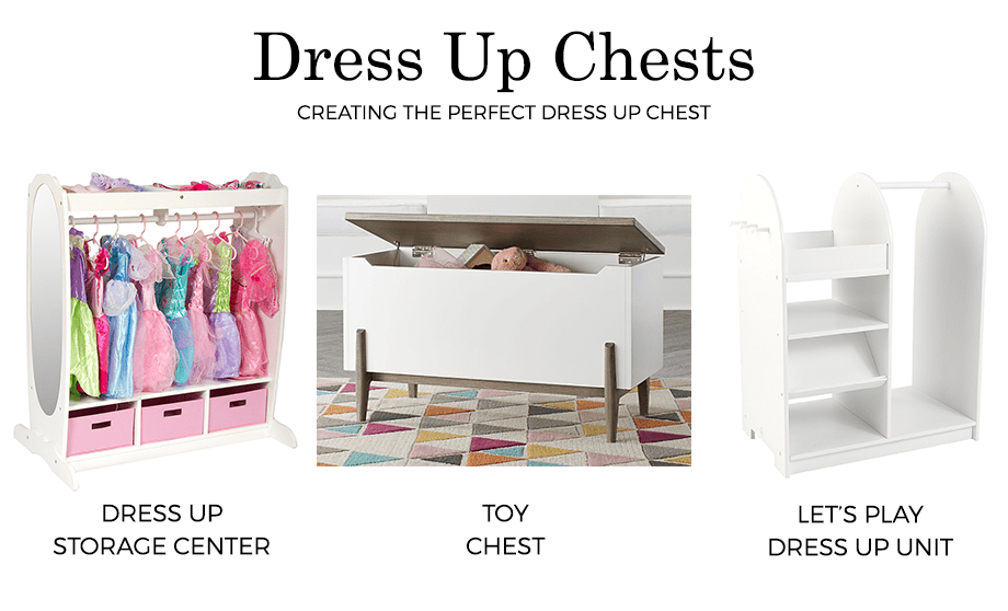 Where to find the best dress up chests.