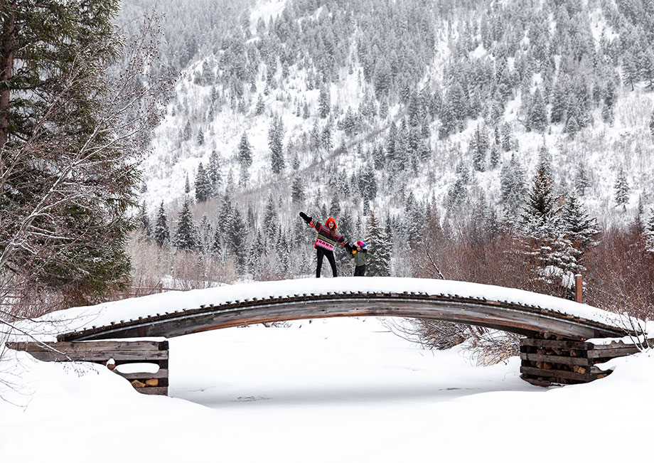 The Non-Skiers Guide to Aspen by Corri McFadden.