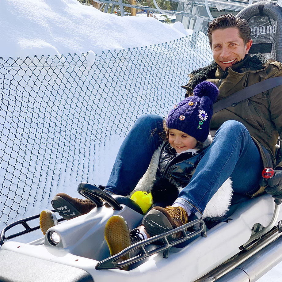 Corri McFadden shares her favorite things to do with her family in Aspen.