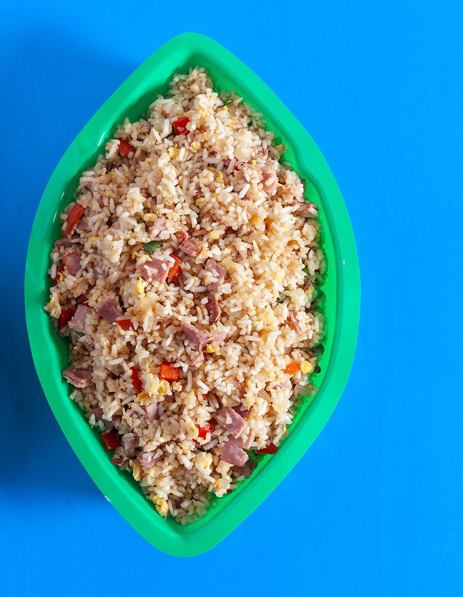 The perfect Hawaiian Rice recipe.