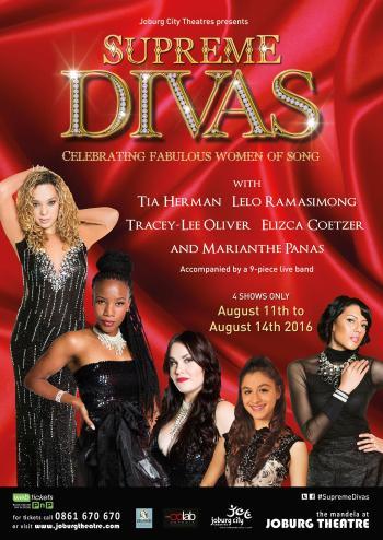 Supreme Divas Poster
