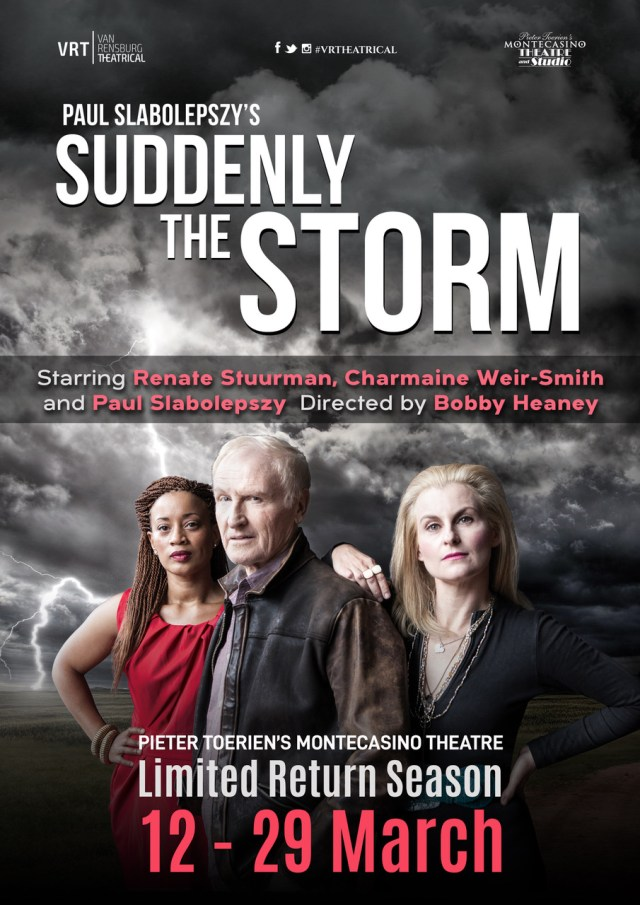 Poster - Suddenly The Storm