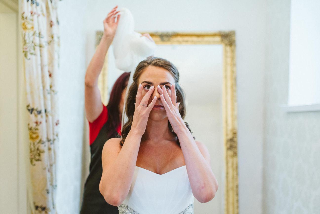 Wedding at Drumtocthy Castle