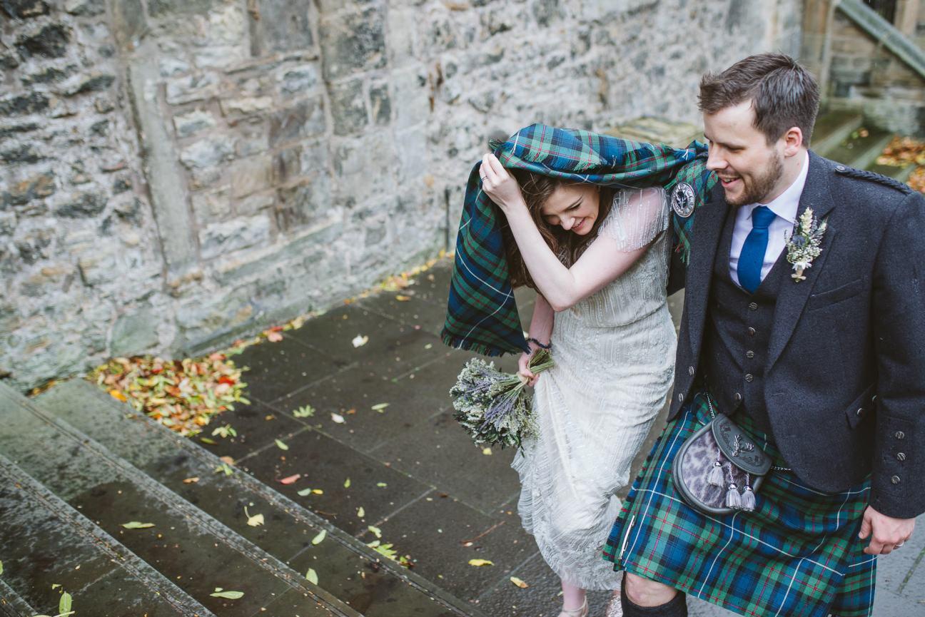 SKYBar Edinburgh Wedding