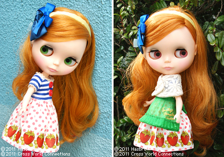Blythe Doll – Emily Temple Cute