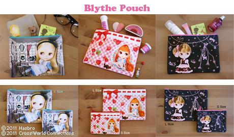 Blythe Doll Pouch