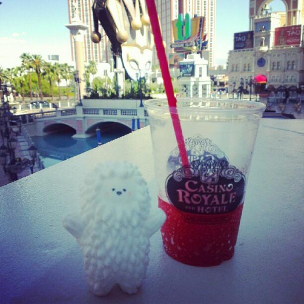 Las Vegas $1 Frozen Margarita