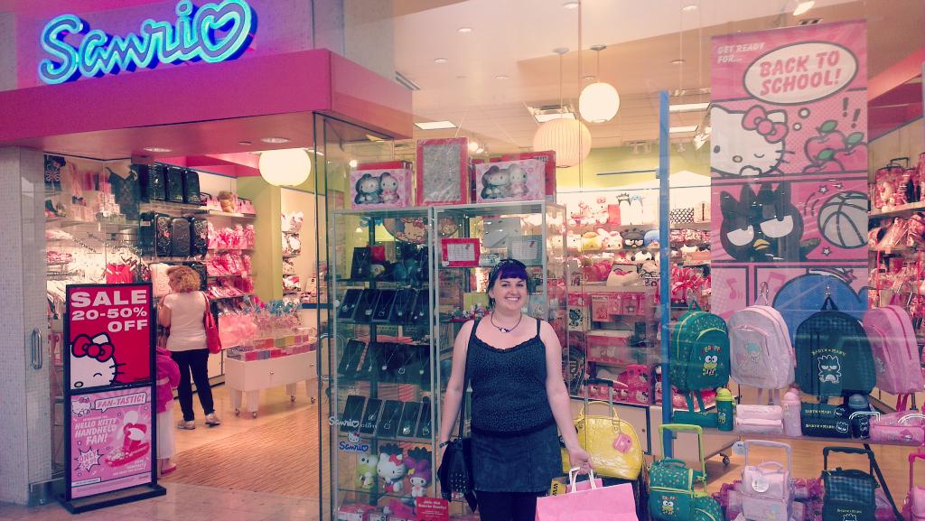 Sanrio Store Las Vegas