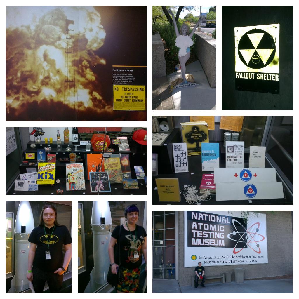Atomic Museum Las Vegas