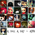 A Doll A Day April