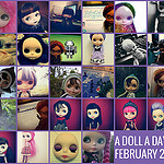 A Doll A Day 2013 – February